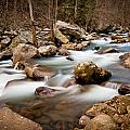 Mountain Stream by Marion Wear