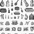 Musical Instruments by Granger