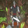 Mutant Beast  by Kiam Johnson