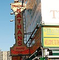 Nathan's Famous At Coney Island  by Rob Hans