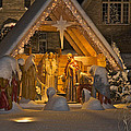 Nativity by Robert Joseph