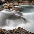 Natural Bridge Yoho National Park by Mark Duffy