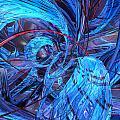 Neon Abstract Fx  by G Adam Orosco
