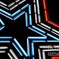 Neon Star by Darren Fisher