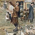 New England: Quaker, 1660 by Granger