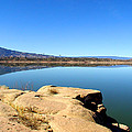 New Mexico Series - Abiquiu Lake by Kathleen Grace