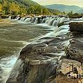 New River Waterfall by Adam Jewell