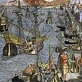 New World: Voyage, 1592 by Granger