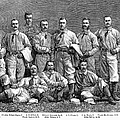 New York Baseball Team by Granger
