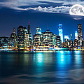 New York Skyline by Mircea Costina Photography