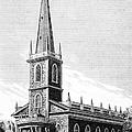 New York: Trinity Church by Granger