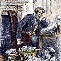Newspaper Editor, 1880 by Granger