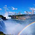 Niagara Waterfalls by Paul Ge
