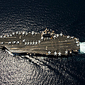 Nimitz Class Aircraft Carrier Uss by Stocktrek Images