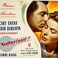 Notorious, Cary Grant, Ingrid Bergman by Everett