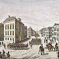 Occupied New York, 1776 by Granger