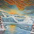 Ocean's Three by Vincnt Clark