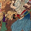 Oda Nobunaga (1534-1582) by Granger