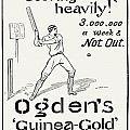Ogdens Cigarettes, 1897 by Granger