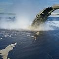 Oil Industry Pollution by David Nunuk