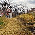 Old Barn by Richard Nickson