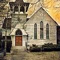 Old Church by Jill Battaglia