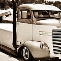 Old Dodge by Shannon Harrington
