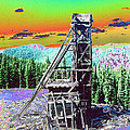 Old Mining Structure by One Rude Dawg Orcutt