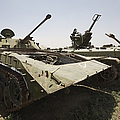 Old Russian Bmp-1 Infantry Fighting by Terry Moore