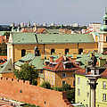 Old Town In Warsaw by Artur Bogacki