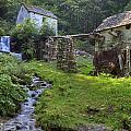 Old Watermill by Joana Kruse