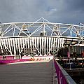 Olympic Stadium by Dawn OConnor