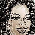 Oprah Winfrey In 2007 by J McCombie
