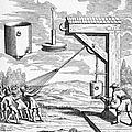 Otto Von Guericke, 1672 by Granger