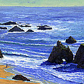 Pacific Solitude by Frank Wilson