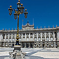 Palacio Real by David Pringle