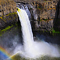 Palouse Falls by Camille Lyver