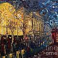 Paris by Vishal Lakhani