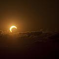 Partial Solar Eclipse by Phillip Jones