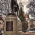 Paul Revere-statue by Joann Vitali
