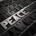 Peace by Tony Ramos