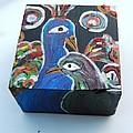 Peacock by Kruti Shah