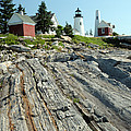 Pemaquid Point Lighthouse by Ted Kinsman