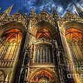 Peterborough Cathedral by Yhun Suarez