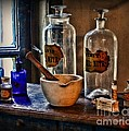 Pharmacist - Mortar And Pestle by Paul Ward