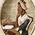 Phillis Wheatley by Photo Researchers
