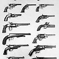 Pistols And Revolvers by Granger