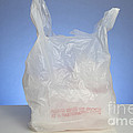 Plastic Bag by Photo Researchers, Inc.