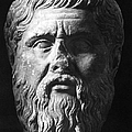 Plato (c427 B.c.-c347 B.c.) by Granger