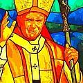 Pope John Paul 11 by Tammy Bullard